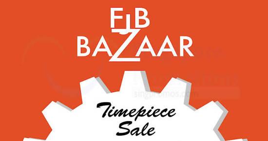 FJB Bazaar Timepiece feat 15 May 2017