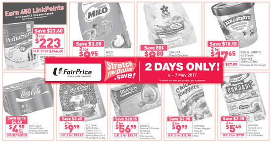 Fairprice feat 6 May 2017