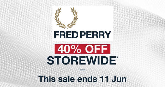 Fred Perry feat 17 May 2017