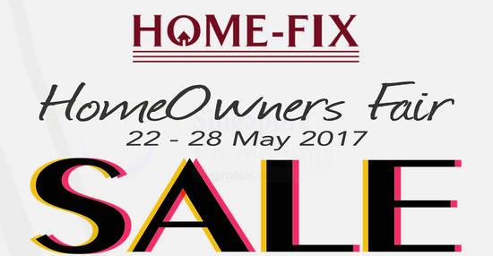 HomeFix feat 23 May 2017