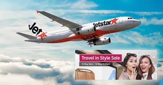 Jetstar 12 May 2017