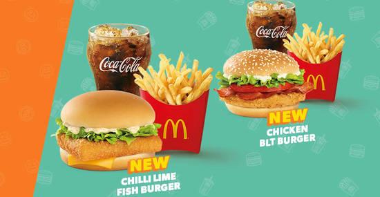 McDonalds feat 8 May 2017