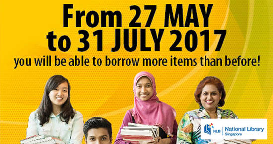 National Library Board feat 27 May 2017