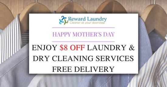 Reward Laundry feat 9 May 2017