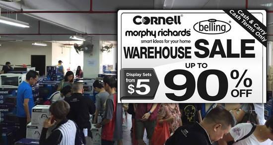 Cornell Warehouse Sale feat 8 Jun 2017