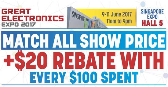 Great Electronics Expo feat 2 Jun 2017