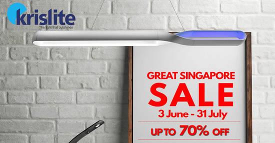 Krislite LED products feat 3 Jun 2017