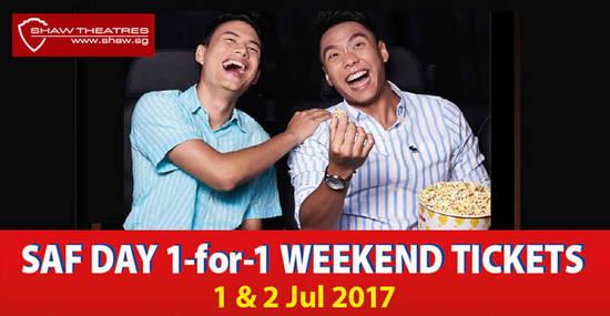 Shaw Theatres feat 30 Jun 2017