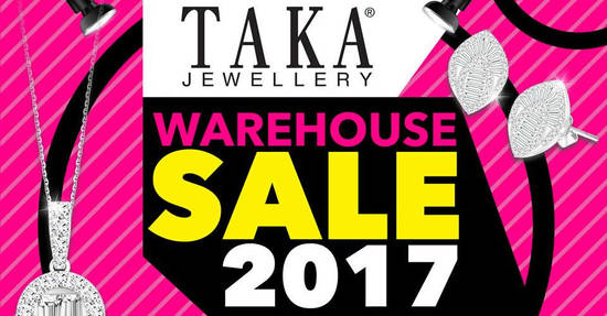 Taka Jewellery Warehouse feat 16 Jun 2017
