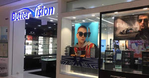 Featured image for Better Vision: 1-for-1 ALL frames and sunglasses at 3 outlets! From 31 Jul – 7 Aug 2017