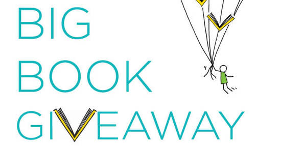 Big Book Giveaway feat 27 Jul 2017