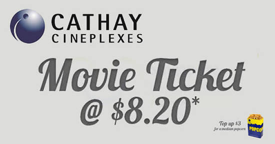 Cathay Cineplexes feat 13 Jul 2017