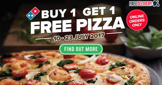 Dominos Pizza feat 10 Jul 2017