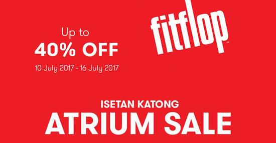 FitFlop feat 11 Jul 2017