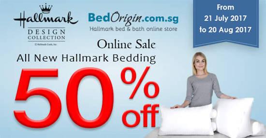 Hallmark Online Bedding feat 13 Jul 2017