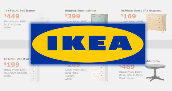 IKEA feat 10 Jul 2017