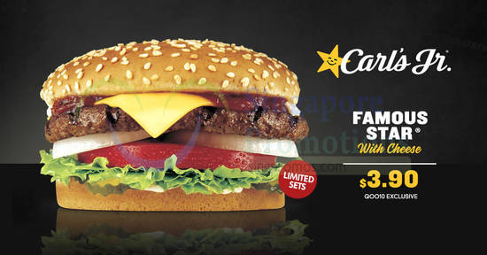 Carls Jrs feat 26 Aug 2017