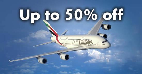Emirates 31 Aug 2017