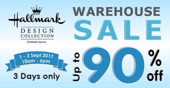 Hallmark Bedlinen warehouse feat 7 Aug 2017