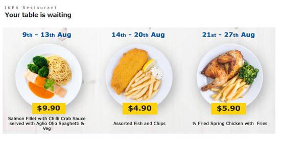 IKEA Restaurants feat 2 8 Aug 2017