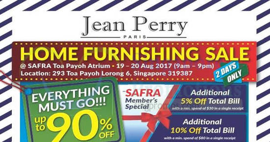Jean Perry feat 18 Aug 2017