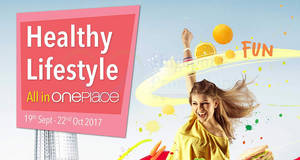 Featured image for One Raffles Place: Free 40-sec non-invasive health screening with free gifts from 25 – 29 Sep 2017