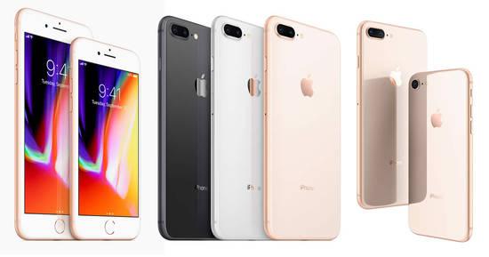Apple iPhone 8 13 Sep 2017