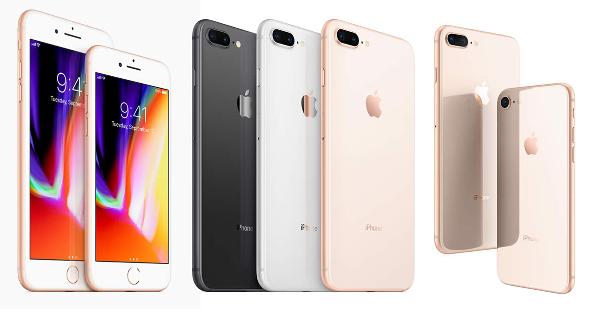 Apple Iphone 8 And Iphone 8 Plus Features Prices