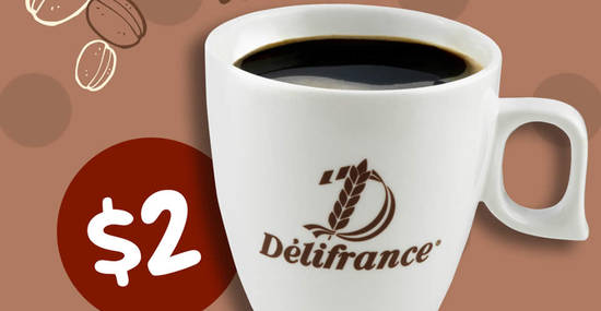 Delifrance feat 29 Sep 2017