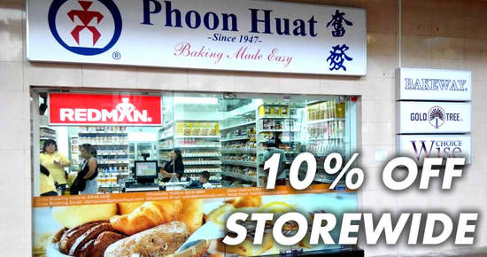 Phoon Huat feat 24 Sep 2017