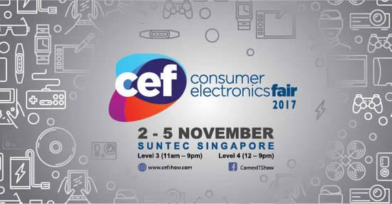 Consumer Electronics Fair feat 27 Oct 2017