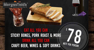 Featured image for Morganfield's annual all-you-can-eat Ribfest to return at Orchard Central on 25 Nov 2017