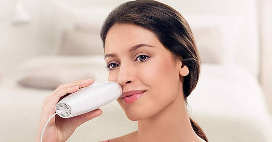 Philips Lumea Essential IPL Hair Removal Device feat 7 Oct 2017