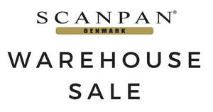 Scanpan: Up to 80% OFF warehouse sale from 16 – 17 Nov 2019