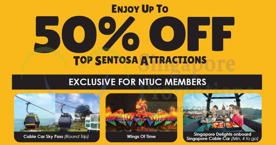 Sentosa Save up feat 12 Oct 2017