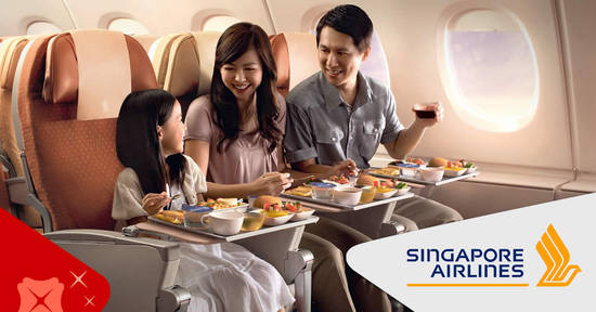 Singapore Airlines 20 Oct 2017