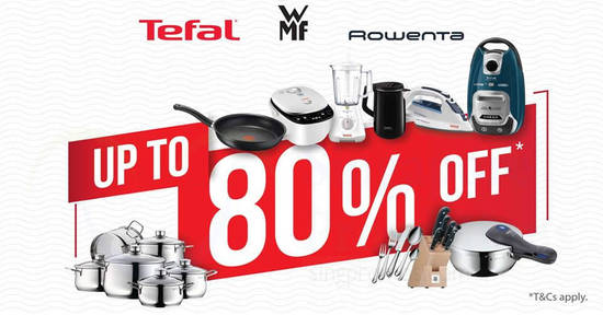 Tefal WMF and 27 Oct 2017