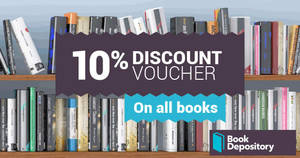 Featured image for The Book Depository: 10% OFF storewide coupon code! Valid till 5 Aug 2018