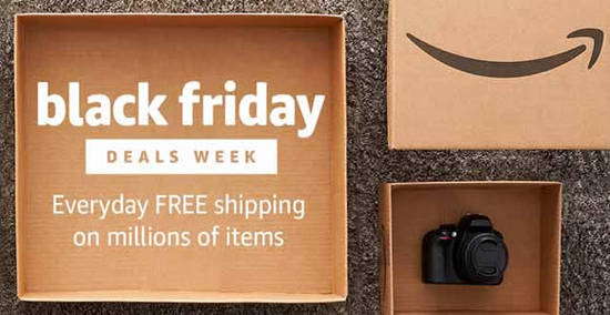 Amazon Black Friday 17 Nov 2017