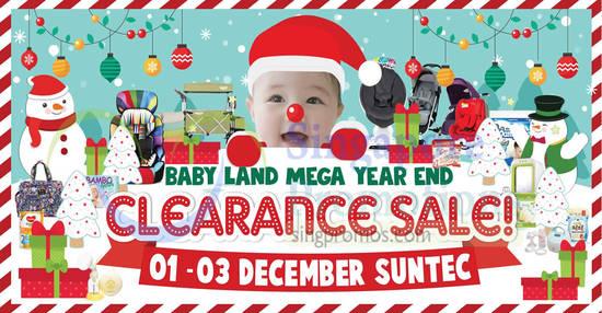 Babyland baby fair feat 30 Nov 2017