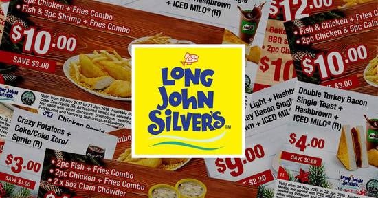 Long John Silvers feat 30 Nov 2017