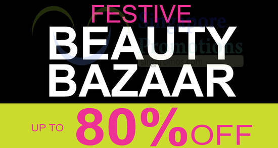 Luxasia Beauty Bazaar feat 10 Nov 2017