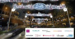Featured image for Orchard Road: Spend with MasterCard and redeem $30 worth of shopping vouchers! Till 1 Jan 2018