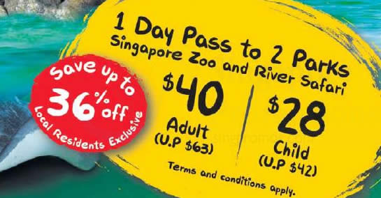 River Safari Singapore feat 12 Nov 2017