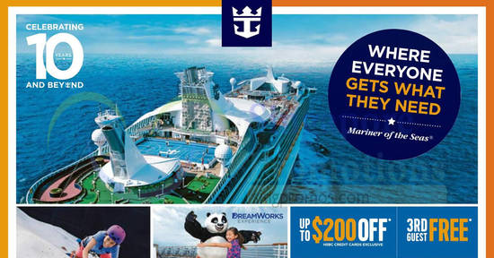 Royal Caribbean feat 16 Nov 2017