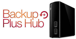 Featured image for Limited Deal: 40% OFF Seagate Backup Plus Hub 8TB External Desktop Hard Drive! From 29 Nov 2017