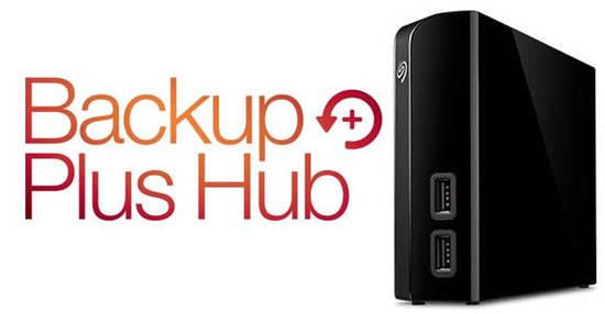 Seagate Backup Plus Hub 8TB External Desktop Hard Drive feat 29 Nov 2017