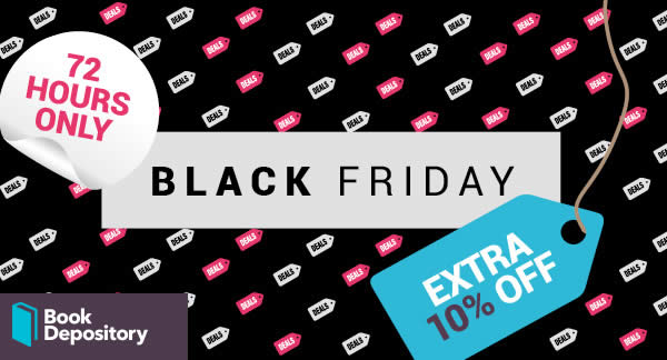 book depository coupon code black friday