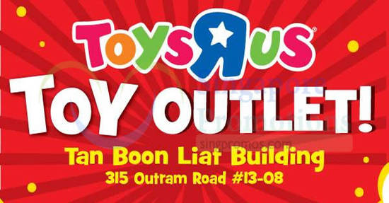 Toys R Us feat 25 Nov 2017