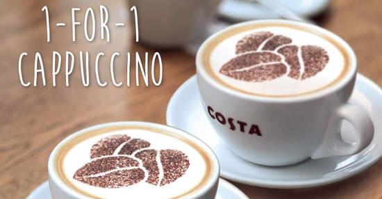 Costa Coffee feat 13 Dec 2017